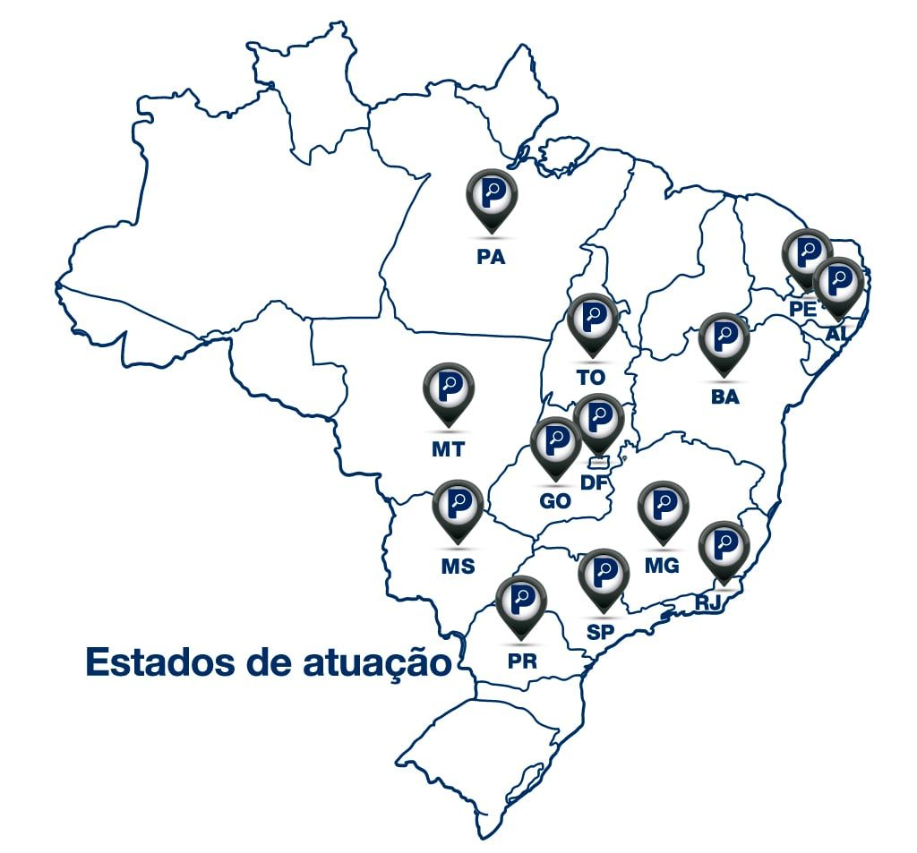 Mapa Para Site Min - Plumas - Departamento de Comercial/Marketing