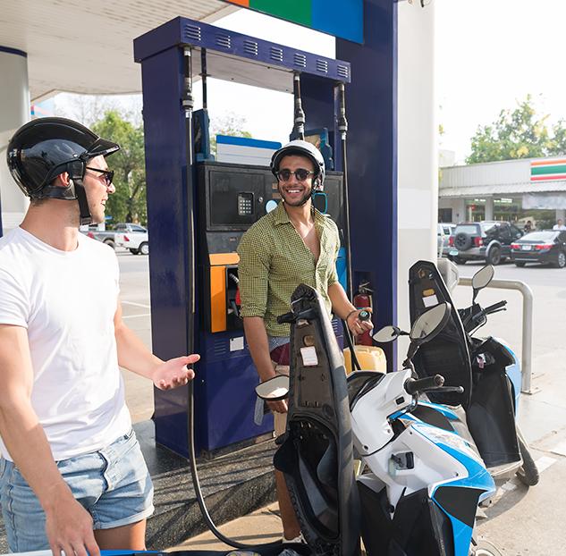 Img Posto De Gasolina 3 - Plumas - Contabilidade para Postos de Gasolina