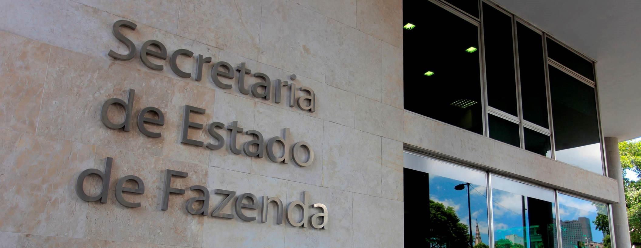Secretaria Estadual Da Fazenda - Plumas - Secretaria de Estado de Fazenda lança Programa Moderniza Rio