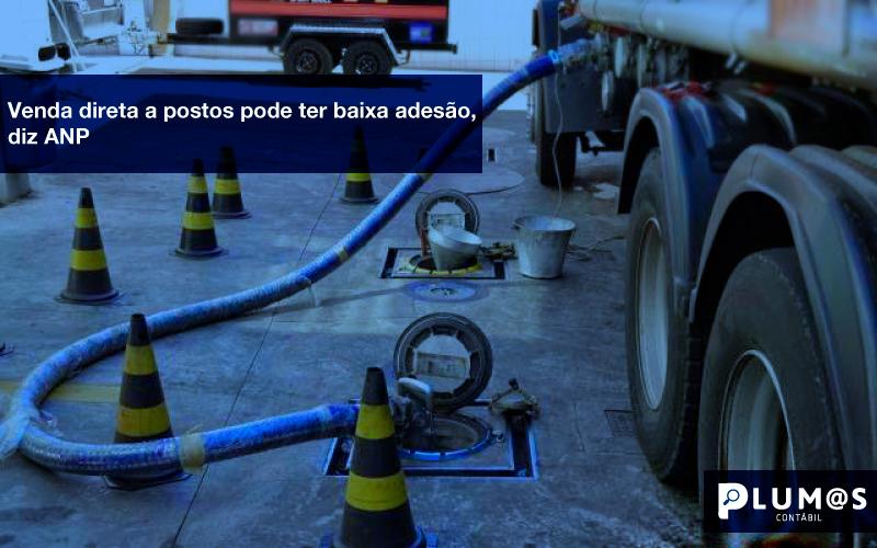 venda-direta-combustivel - Venda direta a postos pode ter baixa adesão, diz ANP