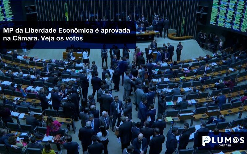 IMG-20190814-WA0055 - MP da Liberdade Econômica é aprovada na Câmara. Veja os votos