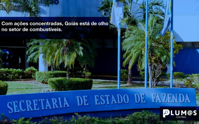 MODELO-INFORMATIVOS - Com ações concentradas, Goiás está de olho no setor de combustíveis