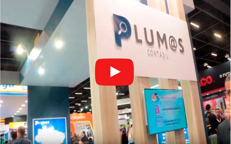 youtu - Assista como foi a participação da Plumas Contábil na Expopostos 2019! Entre em contato para mais informações.