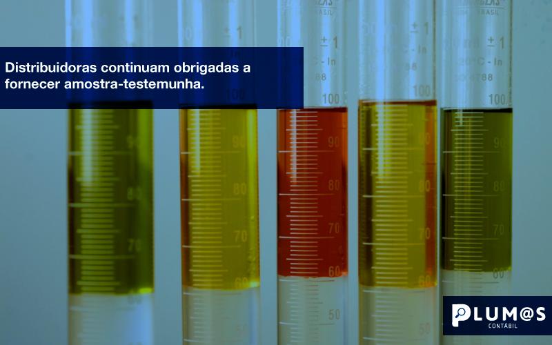 MODELO-INFORMATIVOS - Distribuidoras continuam obrigadas a fornecer amostra-testemunha.