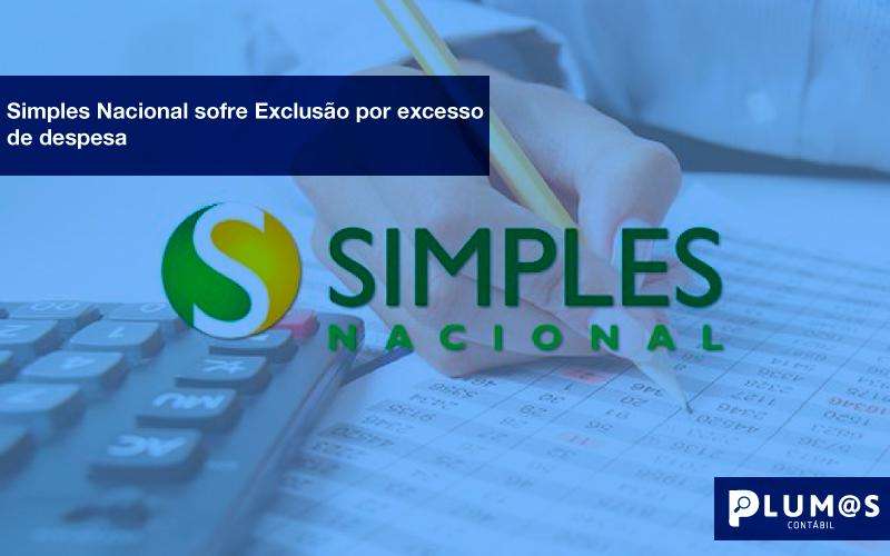 Simples-Nacional-sofre-Exclusão-por-excesso-de-despesa - Simples Nacional sofre Exclusão por excesso de despesa