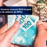 corona-1 - Coronavírus: Governo anuncia R$40 bi para financiamento de salários de MPEs