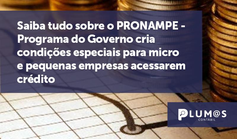 banner_ PRONAMPE - Saiba tudo sobre o PRONAMPE –  Programa do Governo cria condições especiais para micro e pequenas empresas acessarem crédito