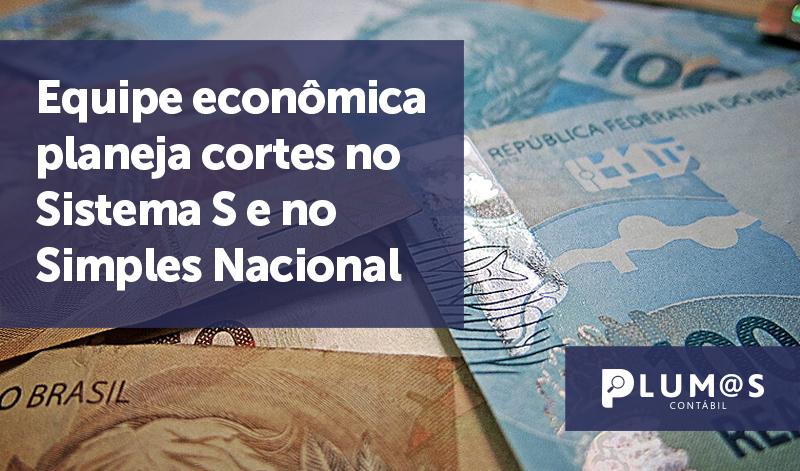 banner11 Equipe econômica - Equipe econômica planeja cortes no Sistema S e no Simples Nacional
