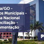 banner 7 Tributos Municipais GO 2 - Goiânia/GO – Tributos Municipais – Semana Nacional de Conciliação – Regulamentação