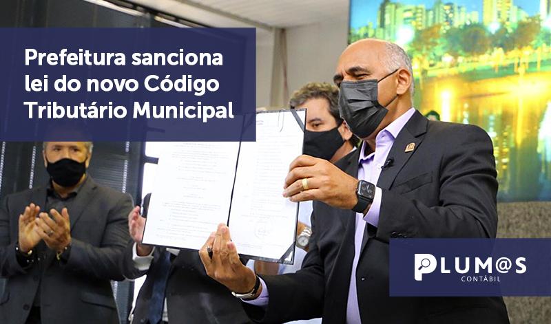banner 02 Prefeitura de Goiânia - Prefeitura de Goiânia sanciona lei do novo Código Tributário Municipal